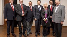 Donata Schenck zu Schweinsberg übernimmt Präsidentenamt des DRK Fulda