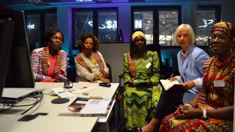 Gesundheitliche Versorgung von älteren Afrikanern, die in Deutschland leben